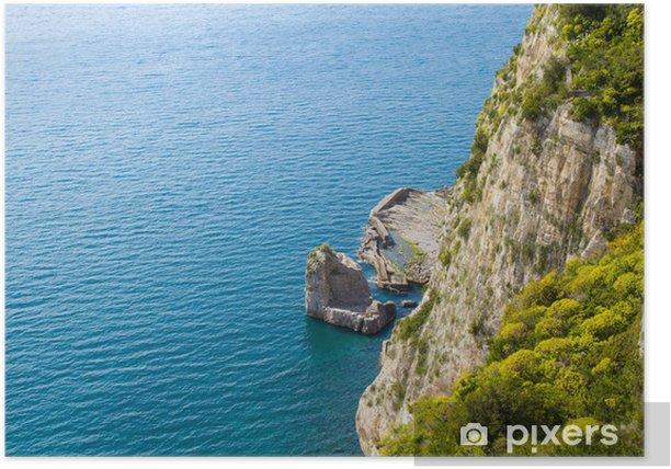 Plakát Amalfi Coast - Prázdniny