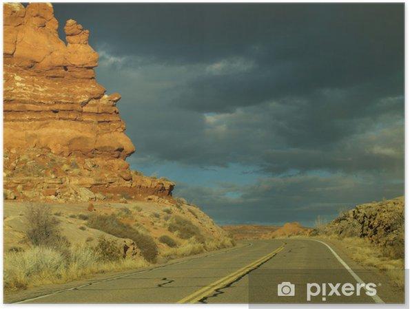 Plakát Americké silnice - Témata