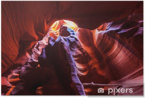 Plakát Antelope Canyon - Page - Amerika
