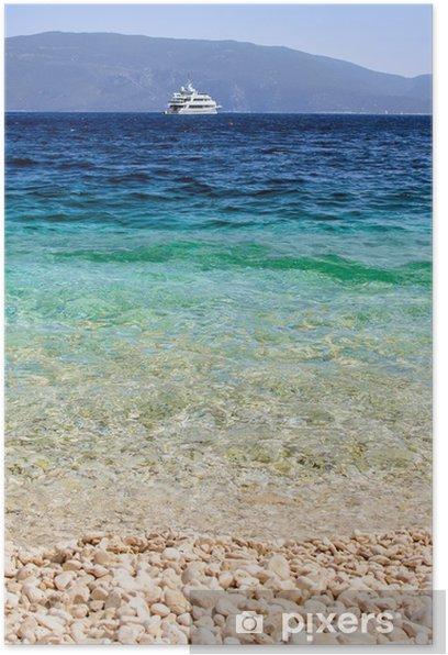 Plakát Antisamos beach - Prázdniny