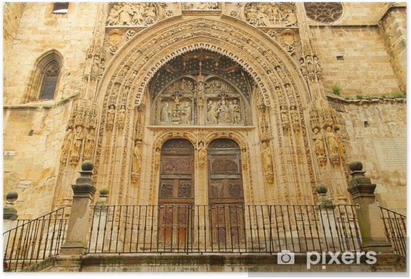 Plakát Aranda de Duero Portal 02 - Evropa