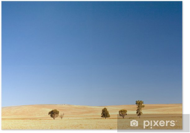 Plakat Australijski outback - Natura i dzicz