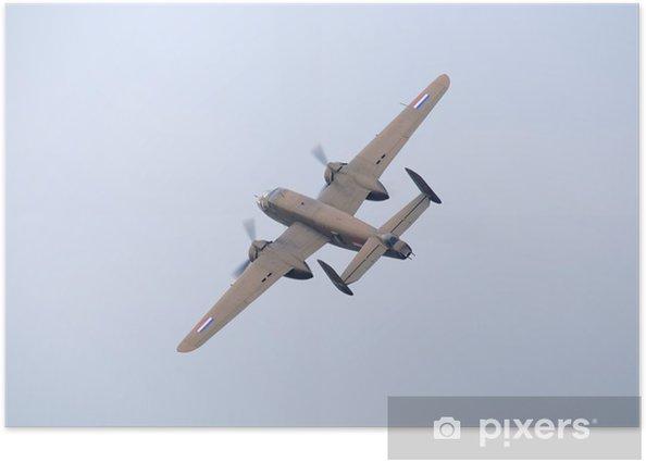 Plakat B-25 mitchell - Zbrodnie i przemoc