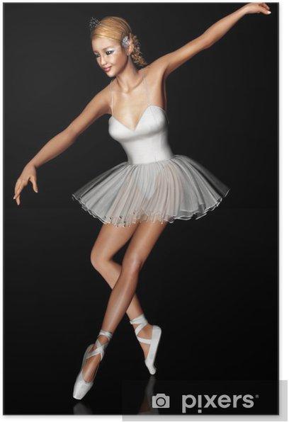 Plakat Balet - Tematy