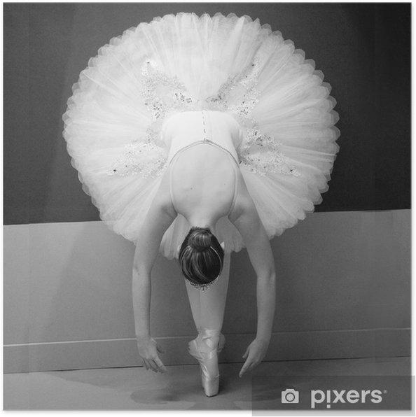 Plakat Baletnica - Przeznaczenia