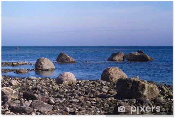 Plakat Baltic Beach - Wakacje