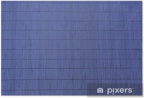 Plakat Bambus tapeta - Tekstury