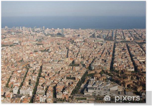 Plakát Barcelona - Témata