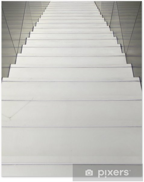 Plakát Betonové schody - Témata