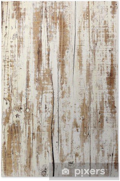 Plakat Biały drewno wieku - Tematy