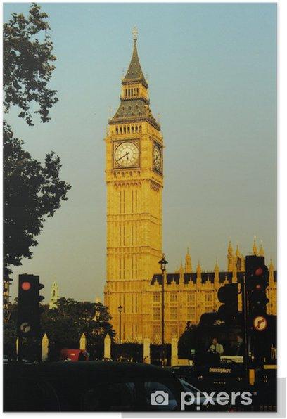 Plakat Big Ben - Tematy