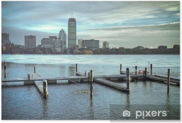 Plakát Boston View - Muži