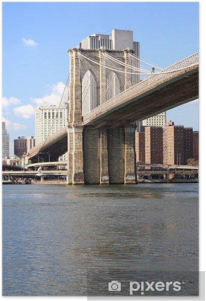 Plakát Brooklyn bridge - Témata