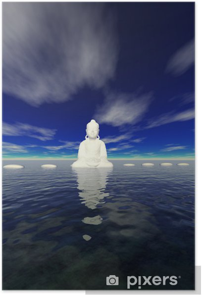 Plakat Budda - Tematy
