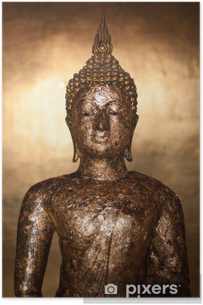 Plakát Buddha socha - Témata