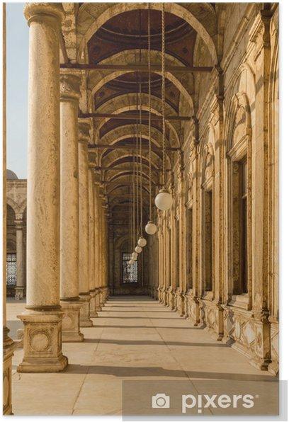 Plakat Cairo Citadel - Zabytki