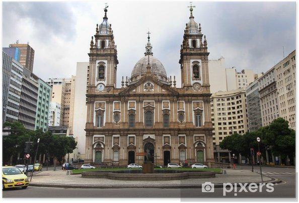 Plakát Candel? Smáli, Rio de Janeiro - Jiné