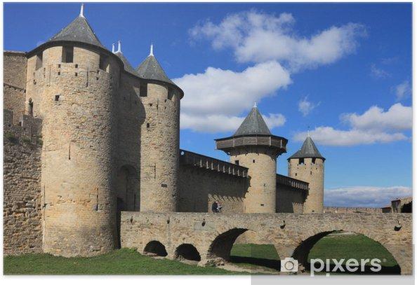 Plakat Carcassonne - Tematy