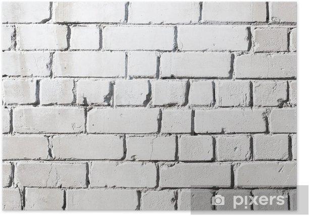 Plakat Ceglana ściana - Tematy