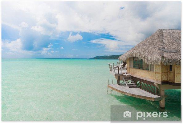 Plakát Cestovní nejlepší místo určení - Prázdniny