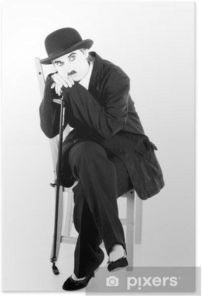 Plakát Charles Chaplin - Témata