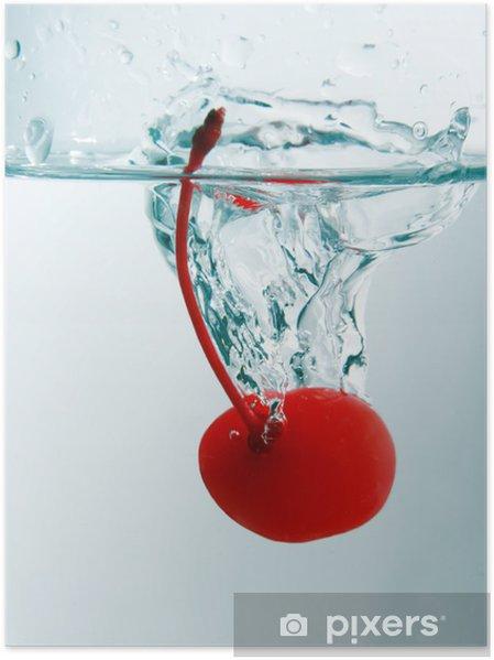 Plakat Cherry powitalny - Alkohol