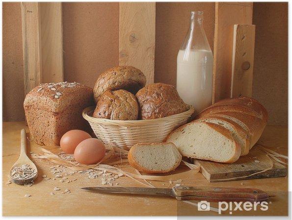 Plakát Chléb - iStaging