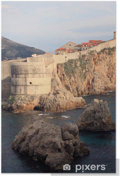 Plakát Chorvatsko - Témata
