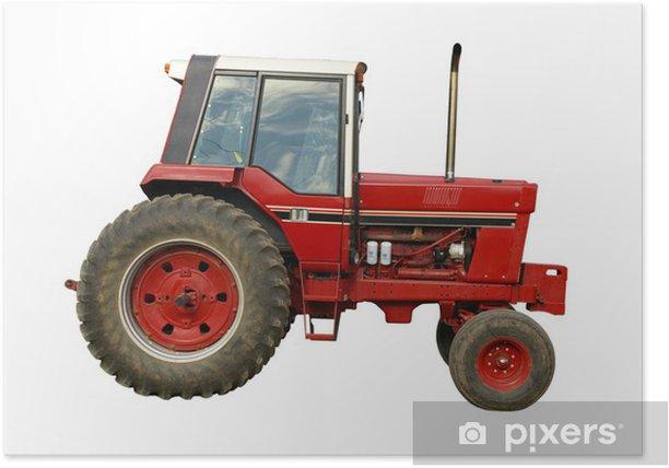 Plakat Ciągnik rolniczy ref1882 - Transport drogowy