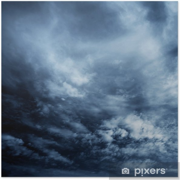 Plakat Ciemne chmury - Tematy