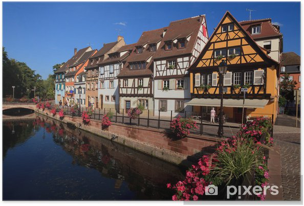 Plakat Colmar - Europa