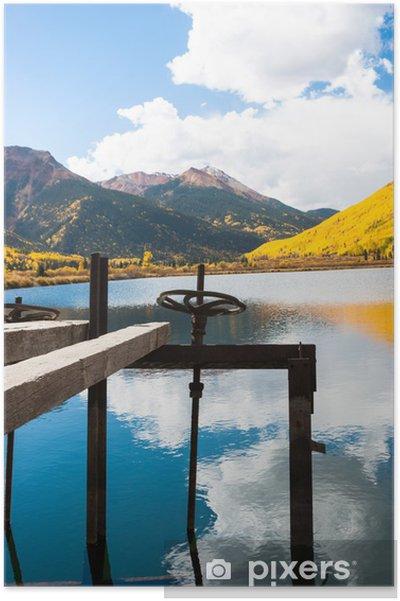 Plakát Colorado Reflections - Roční období