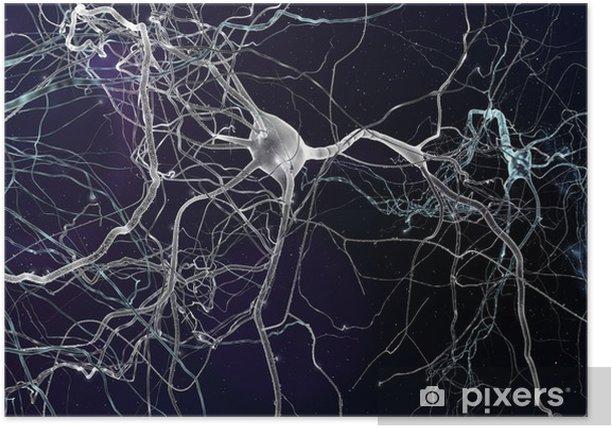 Plakat Concept Neuron - Zdrowie i medycyna