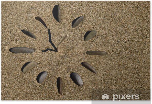 Plakat Czas słoneczny - Wakacje