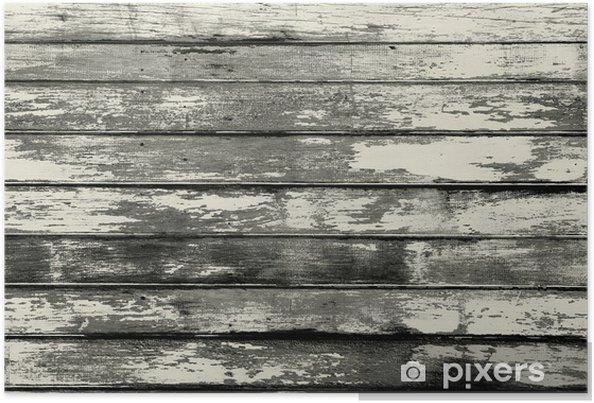 Plakát Dřevěné desky - Témata