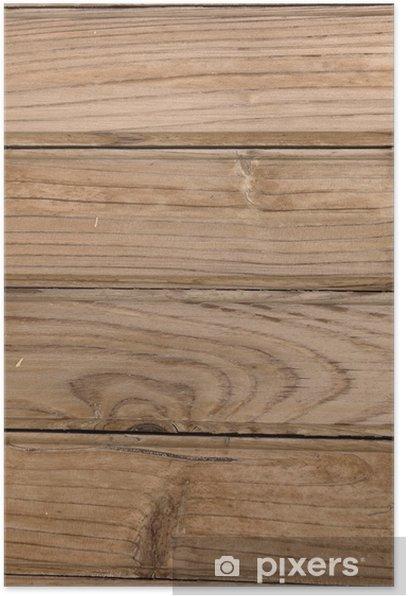 Plakat Drewno - Przemysł ciężki