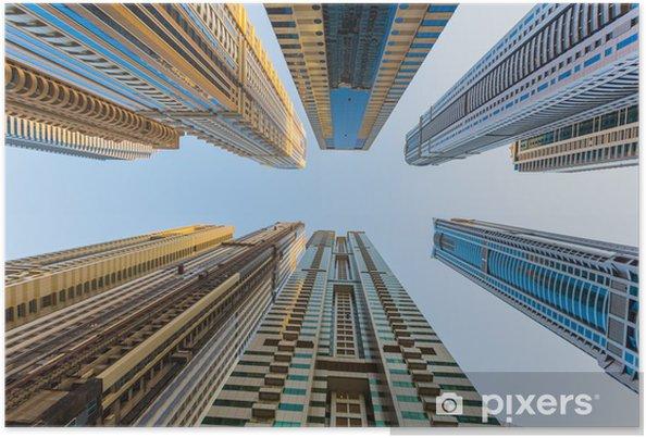 Plakát Dubaj Marina, Spojené arabské emiráty - Jiné