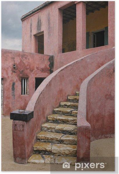 Plakát Dům otroků na Gorée ostrov, Senegal - Témata