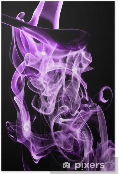 Plakat Dym Magenta - Tematy
