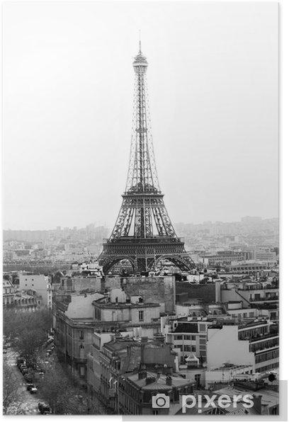 Plakát Eiffelova věž - Témata