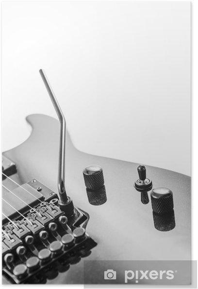 Plakát Elektrická kytara - Témata