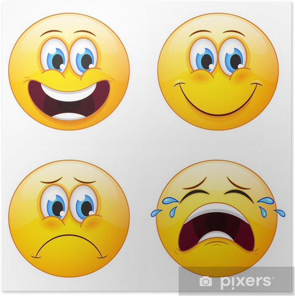 Plakat Emoji - Criteo