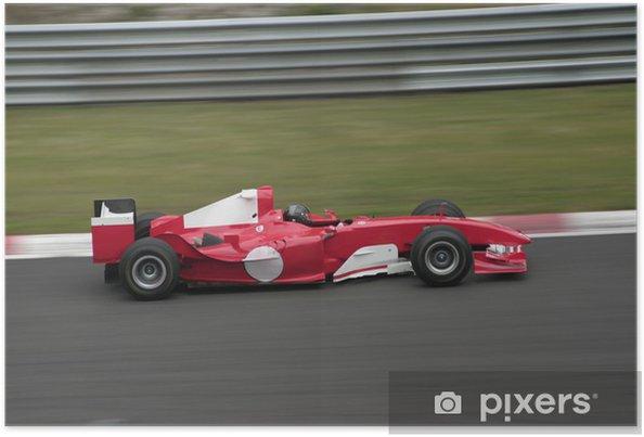 Plakat F1 - Tematy