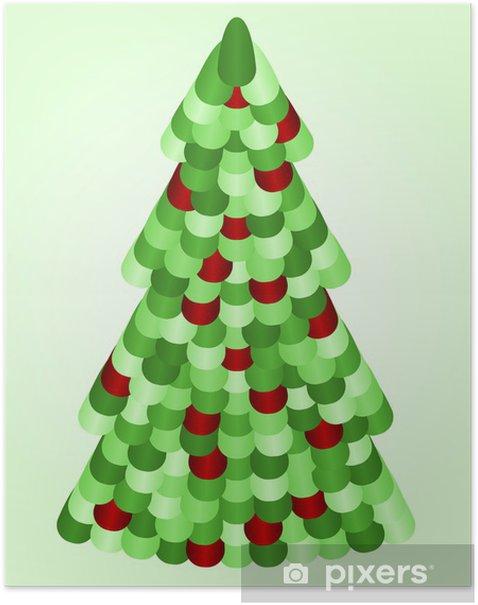 Plakat Farba drzewo wiórów - Święta międzynarodowe