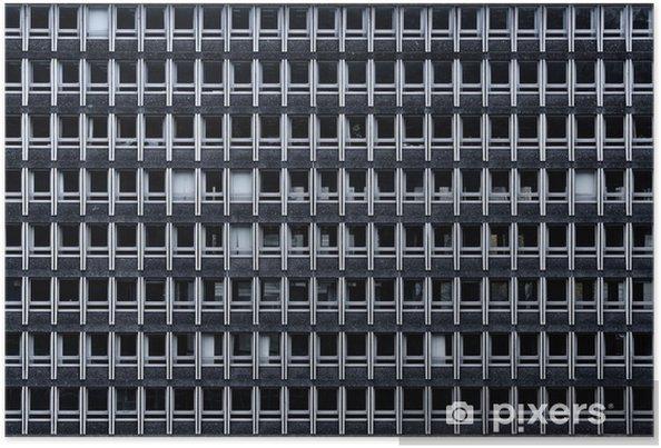 Plakat Fasada Budynku Biurowego Pixers Zyjemy By Zmieniac