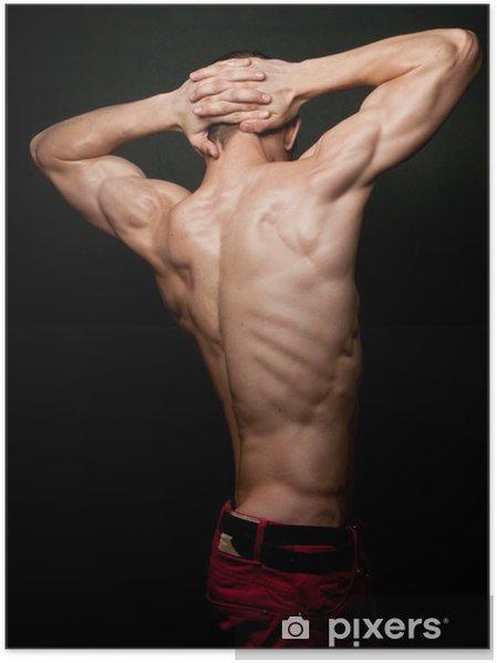 Plakát Fitness Model - Životní styl, péče o tělo a krása