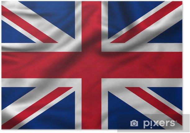 Plakat Flaga Unii jack anglia - Tematy