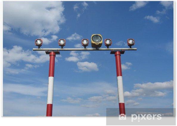 Plakát Flughafen Tegel - Evropská města