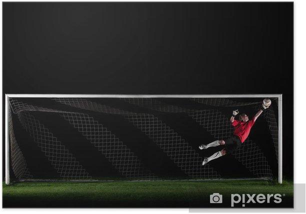 Plakat Football 10 - Sporty drużynowe