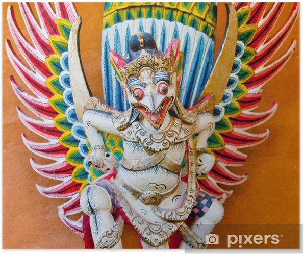 Plakát Garuda král - Těžký průmysl